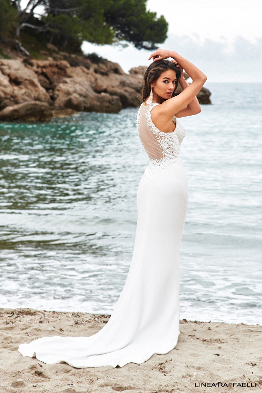 LINEA RAFFAELLI – BRIDAL 2018 – SET 032 BACK